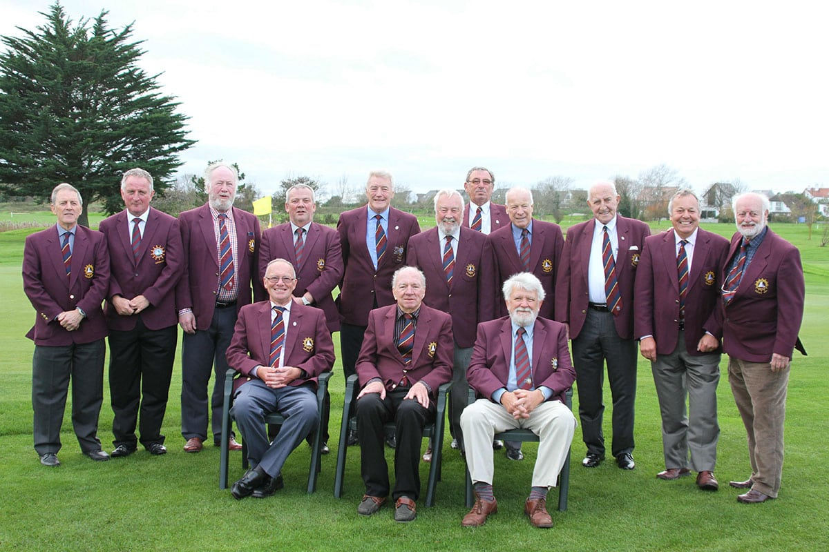Past Captains gather for new Captain Drive-In event