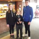 Juniors' Comer Cup winner Brinley Foster